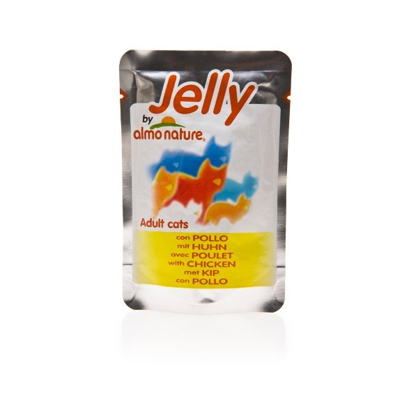 Almo Nature Jelly – piščanec