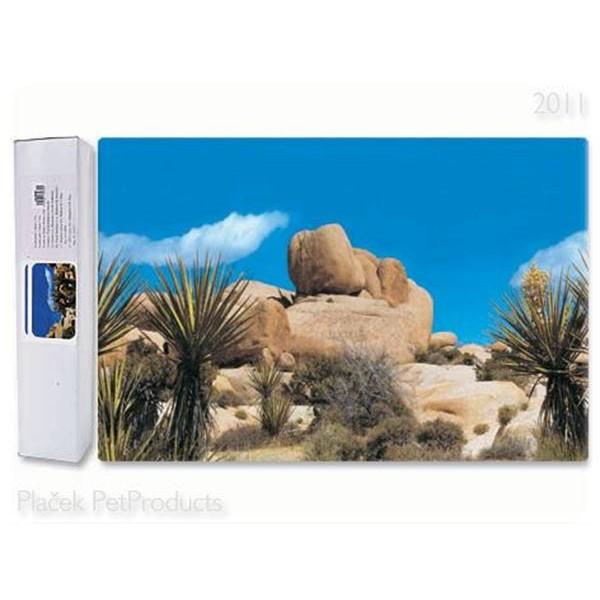 Plaček tapeta/ozadje puščava - 50 cm (cena za meter)