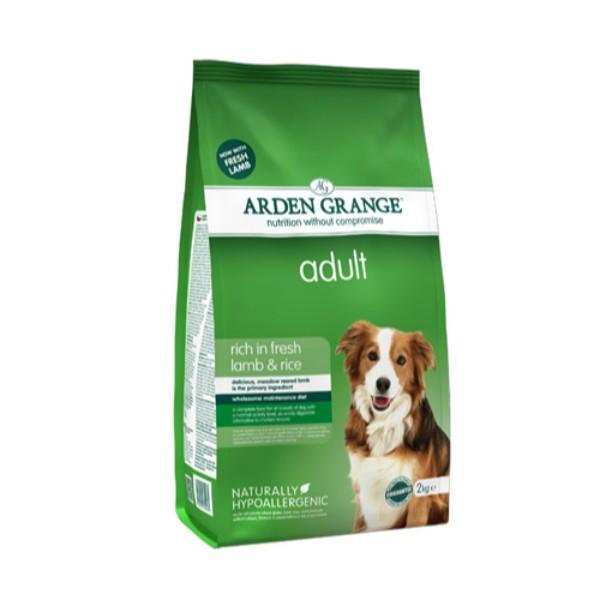 Arden Grange Adult – jagnjetina in riž