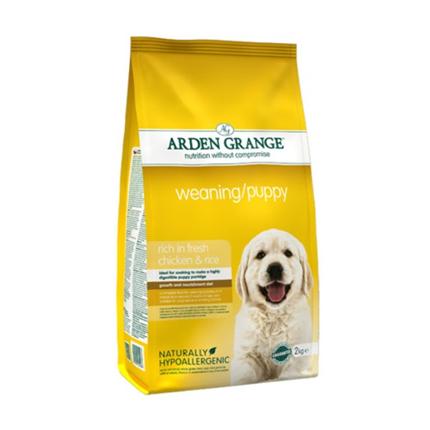 Arden Grange Weaning Puppy – piščanec in riž