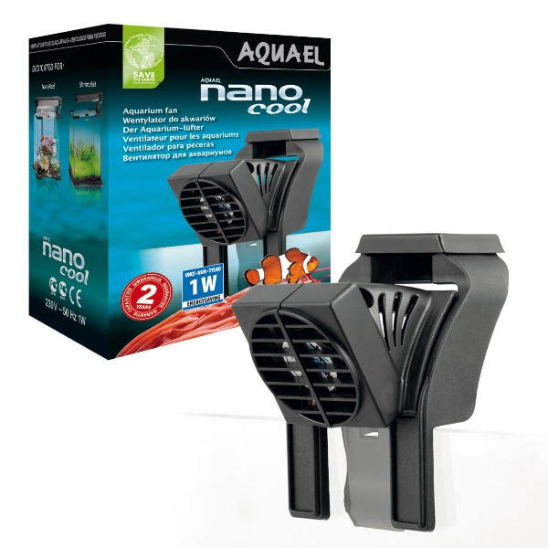 Aquael Mini Cooler Nano Cool za hlajenje vode