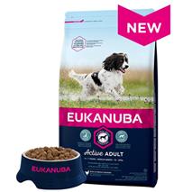 Eukanuba Adult Medium - piščanec