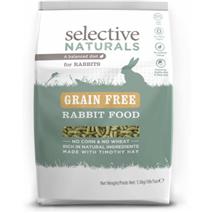Selective Naturals grain free za kunce - 1,5 kg