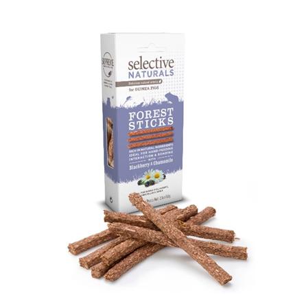 Selective Naturals posladek Forest Sticks - 60 g