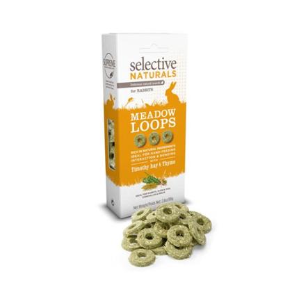 Selective Naturals posladek Meadow Loops - 80 g