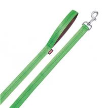 Nobby Soft Grip povodec - zelen - 120 cm