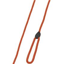 Nobby Fun Royal povodec z ovratnico – opečnato rdeča - 170 cm