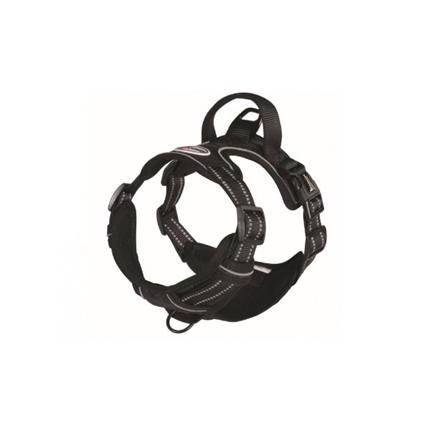 Camon oprsnica podložena Comfort, črna - 50-63 cm