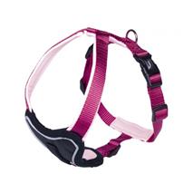 Nobby oprsnica Classic Preno Comfort, roza - 35-45 cm