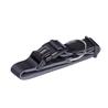 Nobby ovratnica Classic Preno Extra - črna - različne velikosti 55 - 70 cm