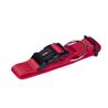 Nobby ovratnica Classic Preno Extra - rdeča - različne velikosti 55 - 70 cm
