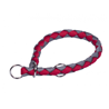 Nobby polzatezna ovratnica Corda - rdeče siva - različne velikosti 43 - 51 cm