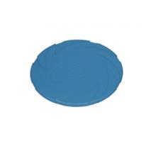 Nobby gumi frizbi Spin, moder - 15 cm