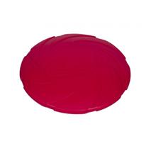 Nobby gumi frizbi Spin, rdeč - 18 cm