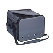 Nobby torba za prevoz Merlo, siva - 40 x 34 x 30 cm