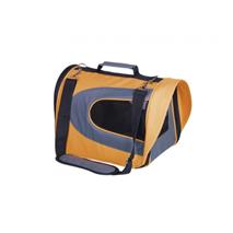 Nobby torba za psa Kando, oranžna - 34 x 23 x 24 cm