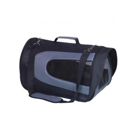 Nobby torba za psa Kando, črna - 47 x 28 x 28 cm