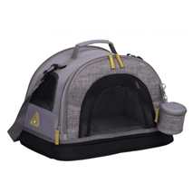 Nobby torba za psa Sunda, siva - 46,5 x 21,5 x 23 cm