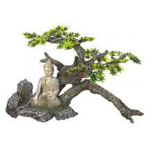 Nobby akvarijski dekor Buddha - 32,5 x 16,5 x 21 cm