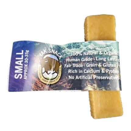 Yak Snack žvečilka iz sira, S - 8-10 cm