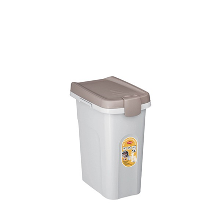 Stefanplast posoda za shranjevanje briketov - 15 l / 6 kg