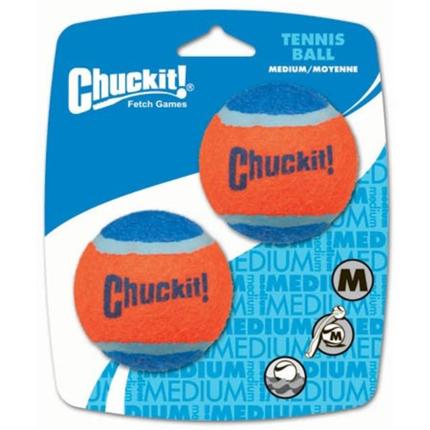 Chuckit žoga tenis, M - 2 kom