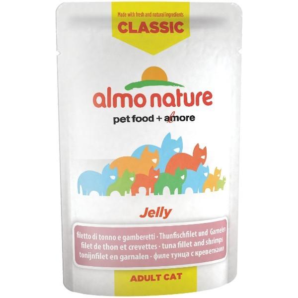 Almo Nature HFC Jelly - file tune in rakci 55 g