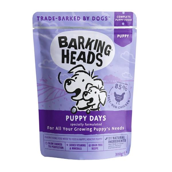 Barking Heads Puppy Days - piščanec - 300 g