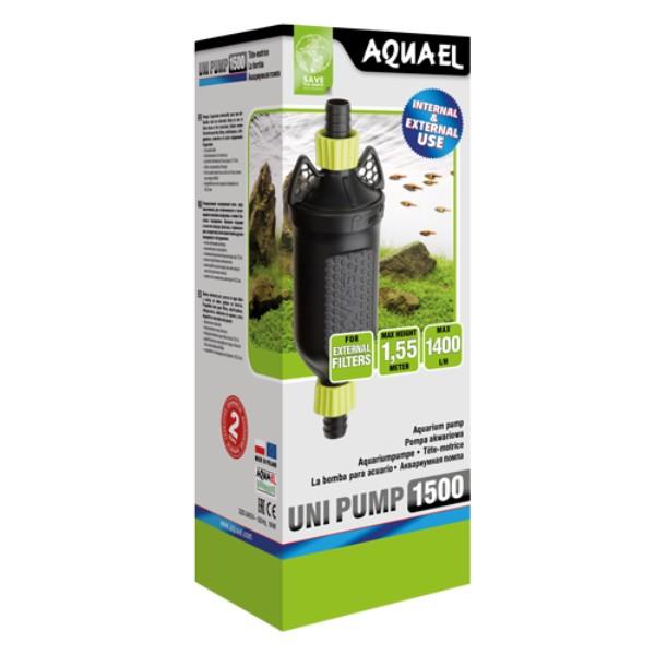 Aquael pretočna črpalka Unipump 1500
