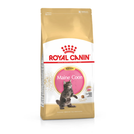 Royal Canin Kitten Maine Coon - perutnina