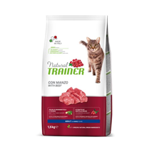 Trainer Natural Cat Adult - govedina