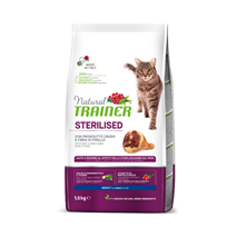 Trainer Natural Cat Sterilised - pršut