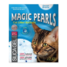 Magic Pearls Silica posip za mačje stranišče - vonj oceana 3 x 7,6 l