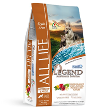 Forza10 Legend All Life za odrasle pse - sardon - 11,33 kg