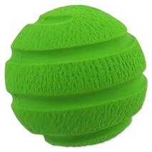 Dog Fantasy igrača iz lateksa, zelena žoga - 7,5 cm