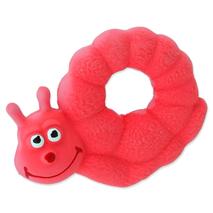 Dog Fantasy igrača iz lateksa, polž obroč - 10 cm