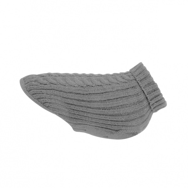 Camon pulover za psa Verona, siv 65 cm