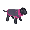 Nobby pulover Paw, siv-roza 36 cm