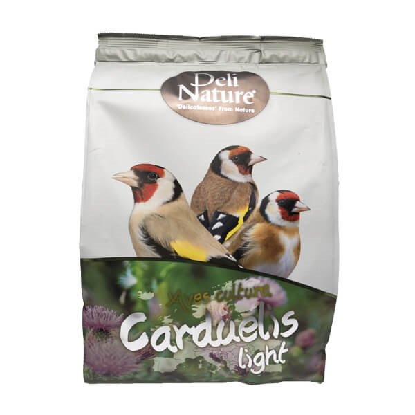 Deli Nature hrana za eksote Carduelis Light - 2 kg