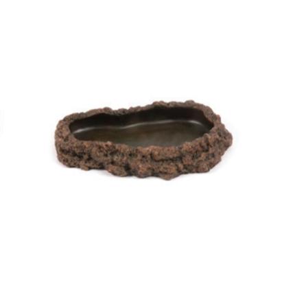 Aquatlantis posoda Feeder, temna - 15 cm
