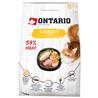 Ontario Cat Exigent, za izbirčne mačke - piščanec 400 g