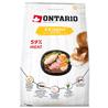 Ontario Cat Exigent, za izbirčne mačke - piščanec 2 kg