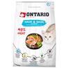 Ontario Cat Hair & Skin - losos 400 g