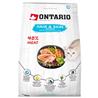 Ontario Cat Hair & Skin - losos 2 kg