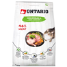 Ontario Cat Hairball - raca in piščanec 2 kg