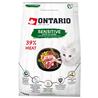 Ontario Cat Sensitive/Derma - raca in ovca 400 g
