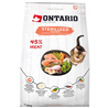 Ontario Cat Sterilised - losos 2 kg