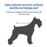 Camon pulover za psa Genova, črn