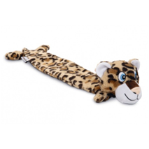 Beeztees igrača pliš leopard Abu, rjav - 53 cm