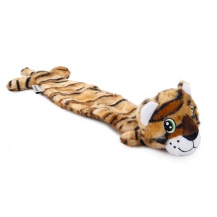 Beeztees igrača pliš tiger Noa, rjav - 53 cm